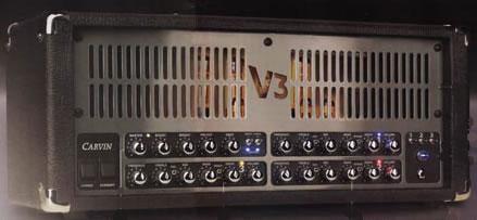Carvin V3 Amplifier, courtesy of CarvinMuseum.com