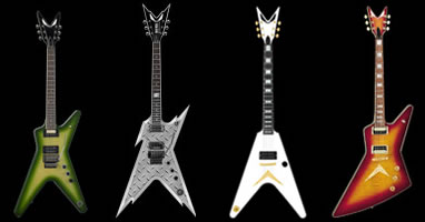 Dean Guitars, courtesy of www.deanguitars.com