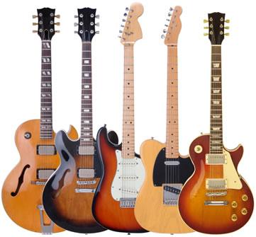 Guitar Fingerboards