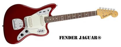 Fender Jaguar®
