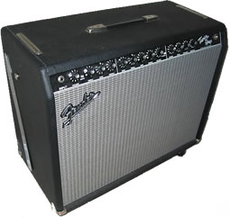 Fender Twin Amplifier