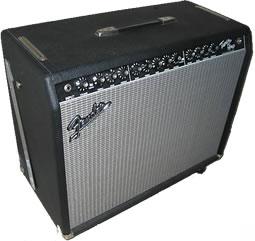 Fender Twin Amplifier