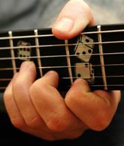 Fingered chord