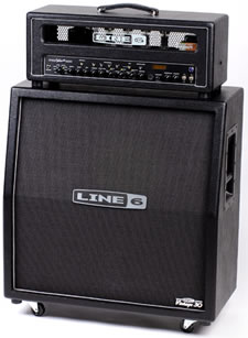 The Line 6 Spider Valve MKII, courtesy Line6.com
