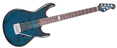 """The Music Man Steve Lukather """"Luke"""" model, courtesy Music-man.com"""