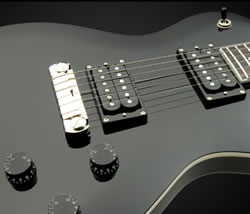 The PRS Tremonti SE flat top, courtesy prsguitars.com