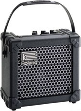 The Roland Micro Cube Amplifier