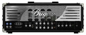 The Bugera 333 Amplifier Head