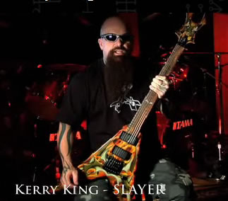 B.C. Rich Kerry King Generation 2 V Signature, courtesy of BCRich.com