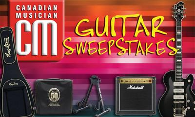 Guitar Sweepstakes