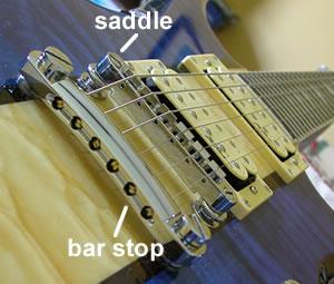 Tune-O-Matic Fixed Bridge