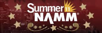 Summer NAMM 2011
